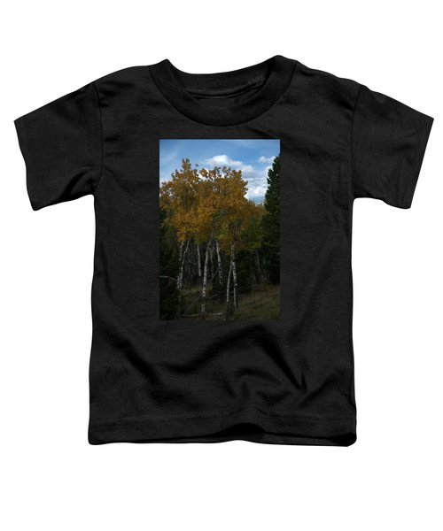 Quaking Aspen Toddler T-Shirt