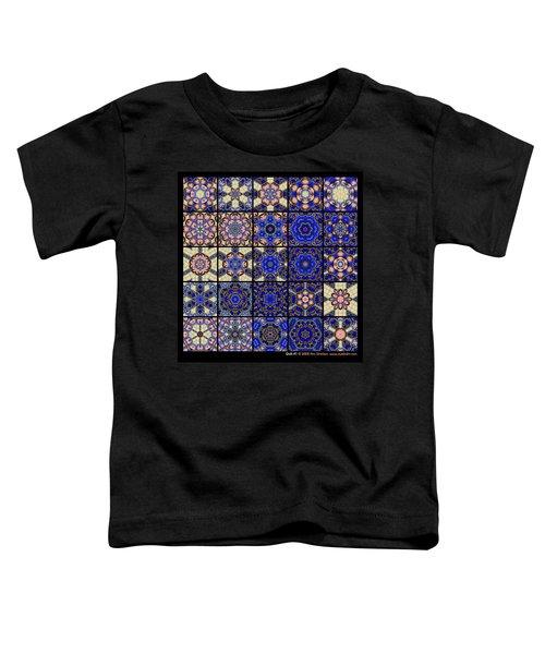 Quilt 1  Toddler T-Shirt
