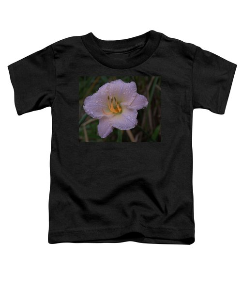 Rain Daylilly 2 Toddler T-Shirt