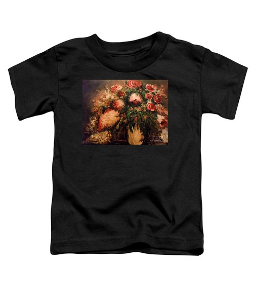 Raspberry Jammies Toddler T-Shirt