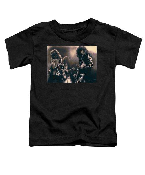 Raw Energy Of Led Zeppelin Toddler T-Shirt