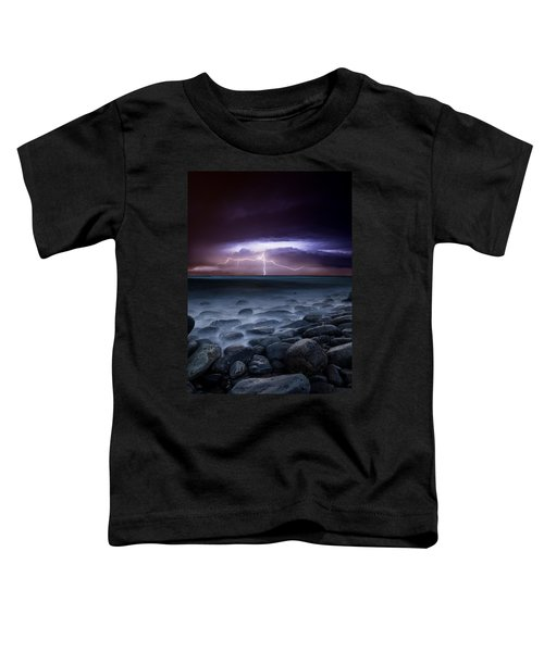 Raw Power Toddler T-Shirt