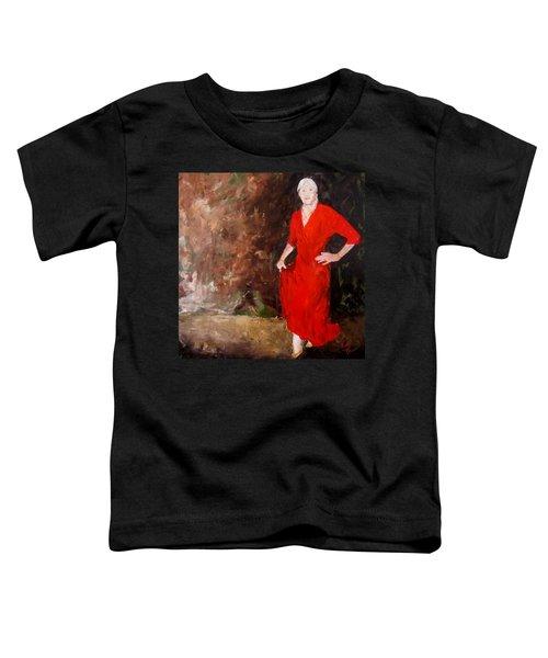 Red Ellegance Toddler T-Shirt