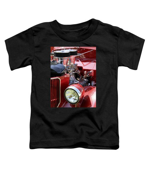 Red Ford Toddler T-Shirt