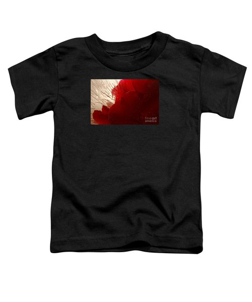 Red Ice Toddler T-Shirt