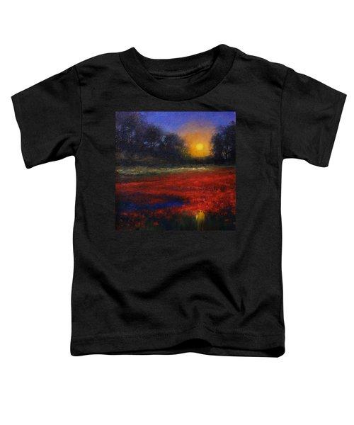 Red Lagoon Toddler T-Shirt