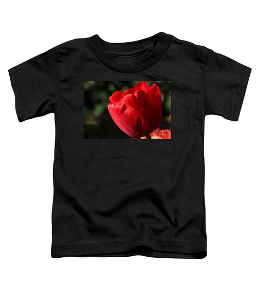 Red Tulip Toddler T-Shirt