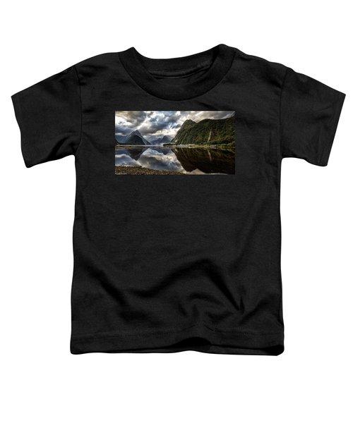 Reflecting On Milford Toddler T-Shirt