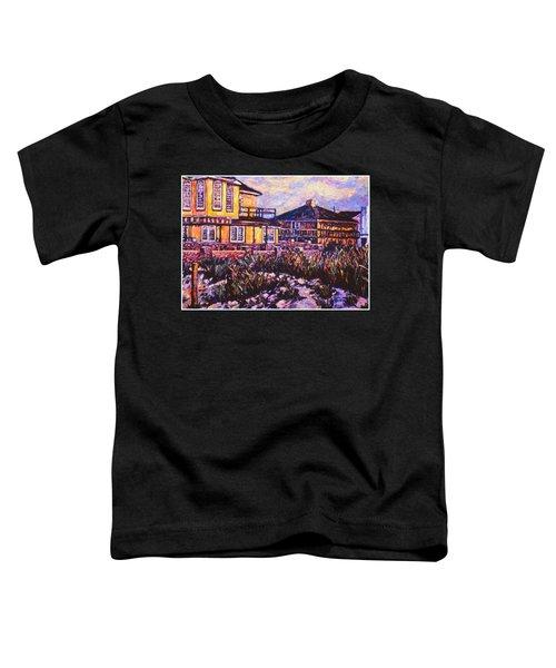 Rehoboth Beach Houses Toddler T-Shirt