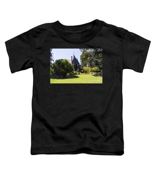 Rhine House At Beringer Winery St Helena Napa California Dsc1722 Toddler T-Shirt