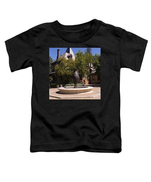 Rhine House At Beringer Winery St Helena Napa California Dsc1728 Square Toddler T-Shirt