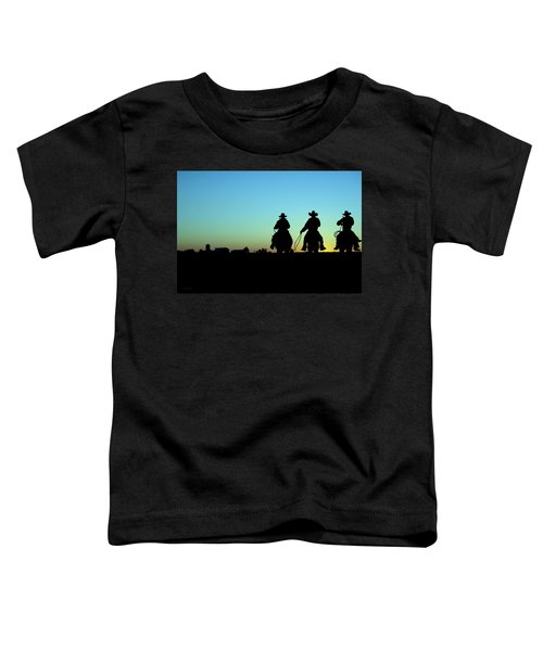 Ride 'em Cowboy Toddler T-Shirt