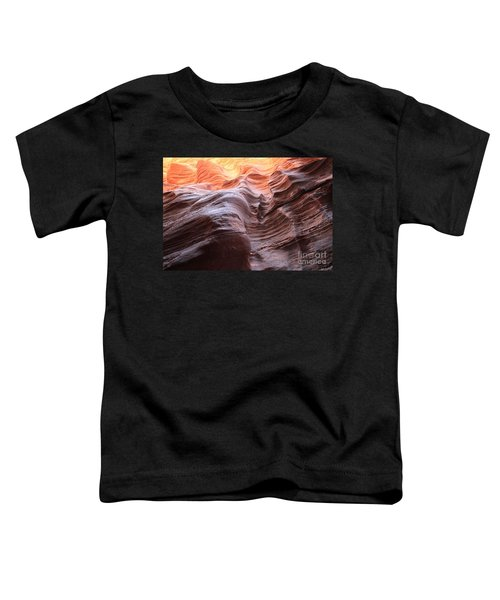 Ripples Of Light Toddler T-Shirt