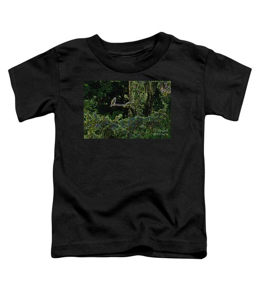 River Bird Of Prey Toddler T-Shirt