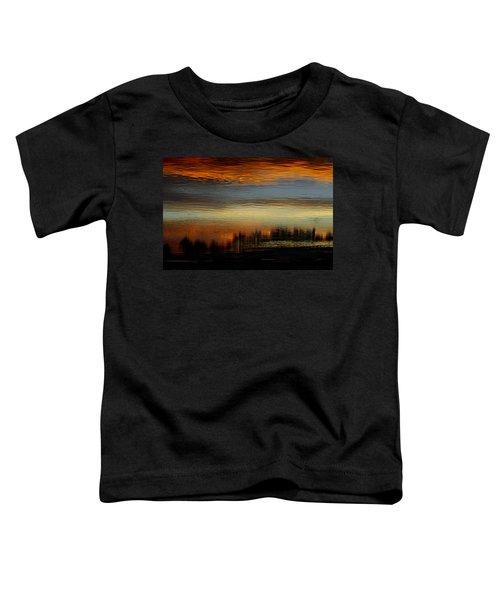 River Of Sky Toddler T-Shirt