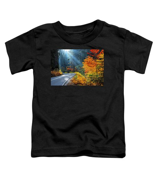 Road To Glory  Toddler T-Shirt