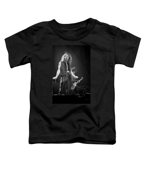 Robert Plant And Jimmy Page Toddler T-Shirt