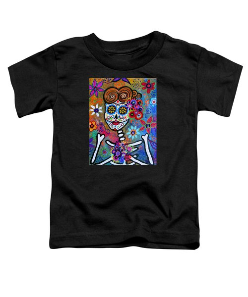 Rockabilly Frida Toddler T-Shirt