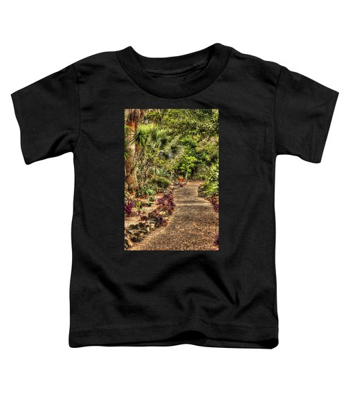 Rocks On Road Toddler T-Shirt