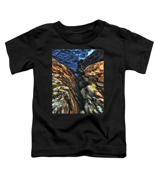 Rocky Shore Toddler T-Shirt