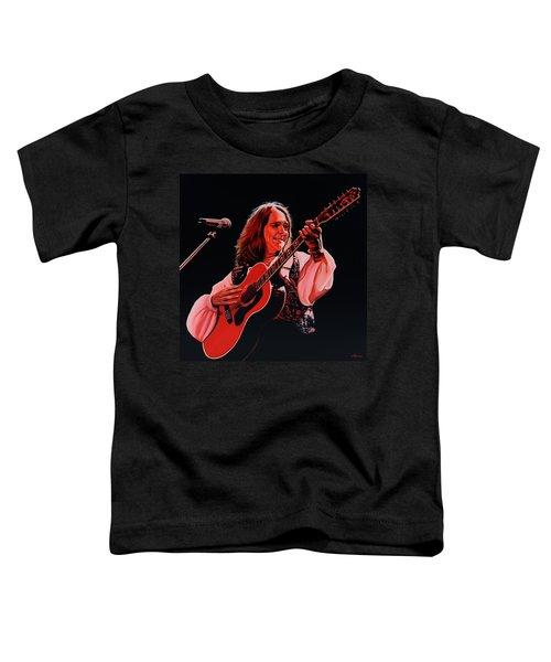 Roger Hodgson Of Supertramp Toddler T-Shirt