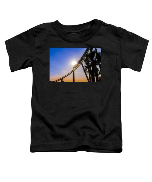 Roller Coaster Toddler T-Shirt