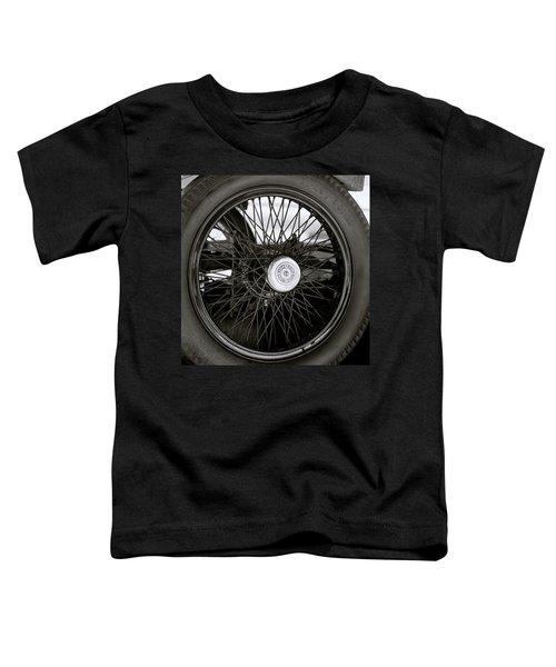 Rolls Royce Wheel Toddler T-Shirt