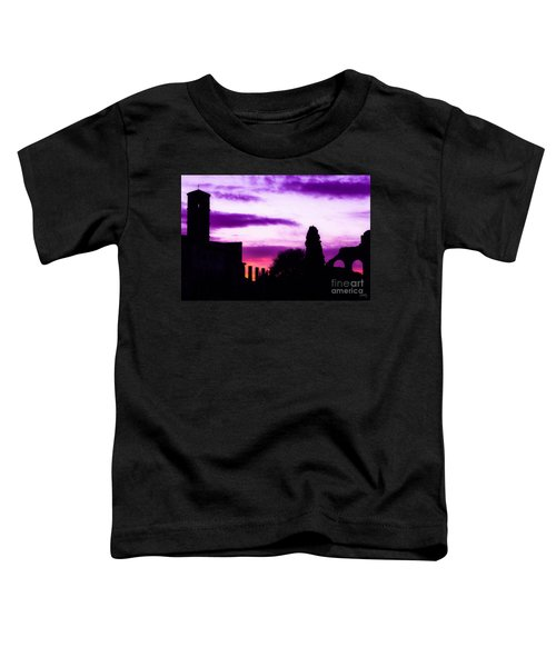 Roman Sunrise Toddler T-Shirt