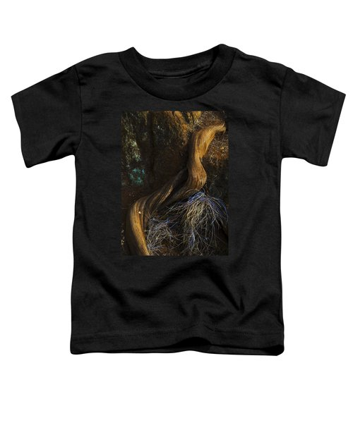 Tree Root Toddler T-Shirt