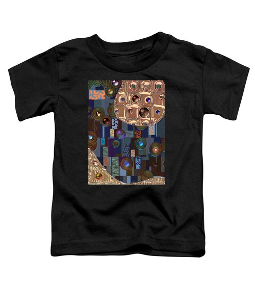 Rosegold River Toddler T-Shirt