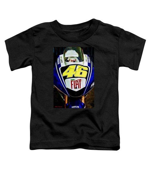 Rossi Yamaha Toddler T-Shirt