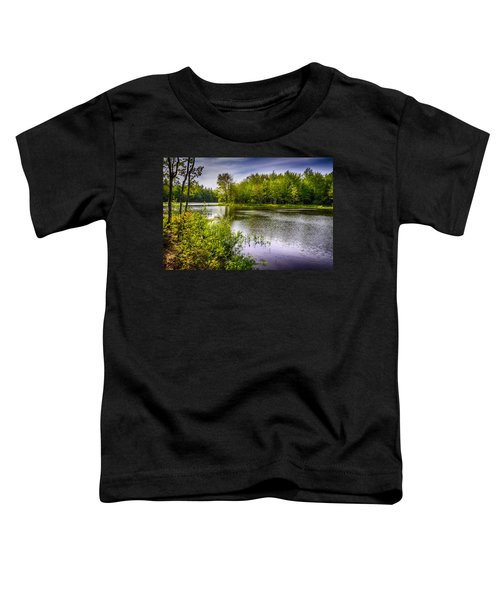 Toddler T-Shirt featuring the photograph Round The Bend 35 by Mark Myhaver