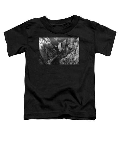 Running Deep Toddler T-Shirt