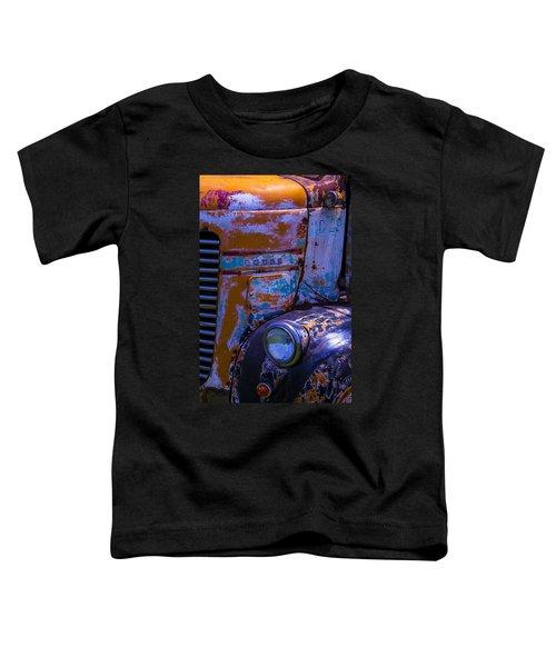 Rusrty Old Dodge Truck Toddler T-Shirt