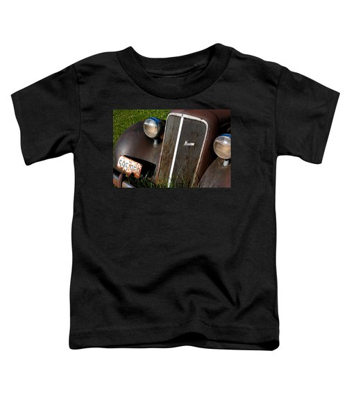 Rusted Master Toddler T-Shirt