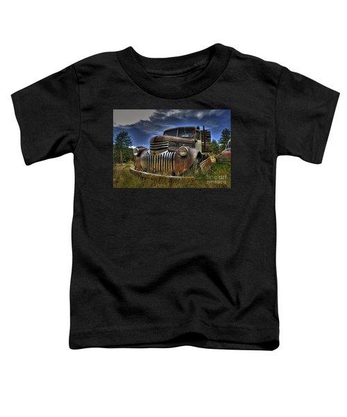 Rusty Relic Toddler T-Shirt