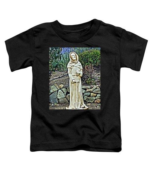 Saint Fiacre Toddler T-Shirt