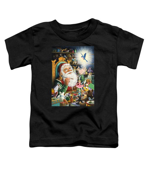Santa's Workshop Toddler T-Shirt
