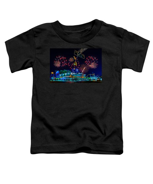Saturday Night At Coney Island Toddler T-Shirt