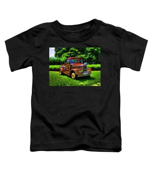 Scammell Highwayman - Color Toddler T-Shirt