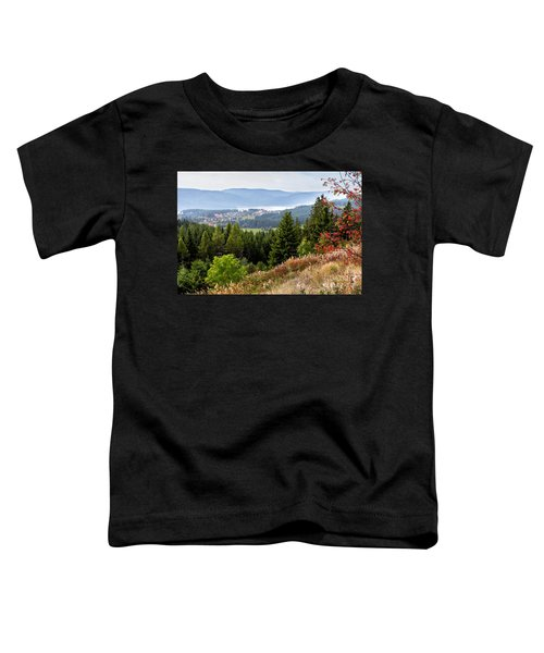 Schluchsee In The Black Forest Toddler T-Shirt