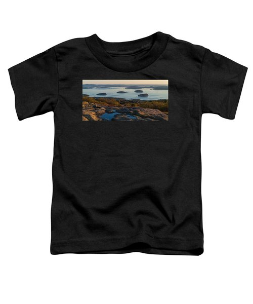 Sea Dots Toddler T-Shirt