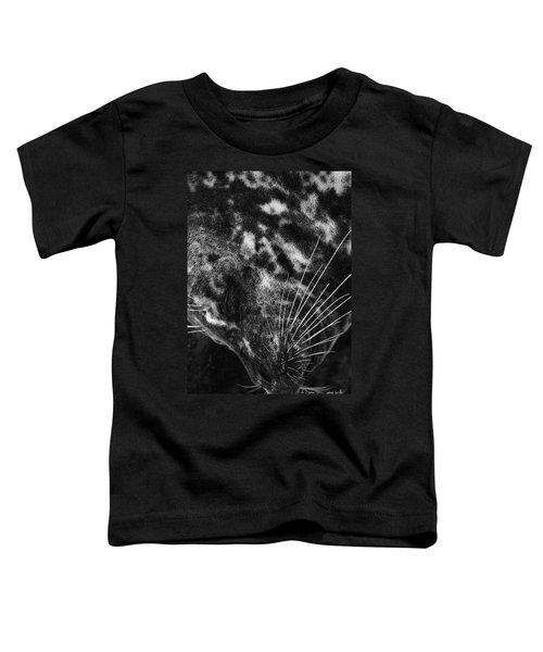 Seal Solitude Toddler T-Shirt