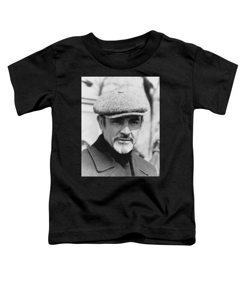 Sean Connery Toddler T-Shirt