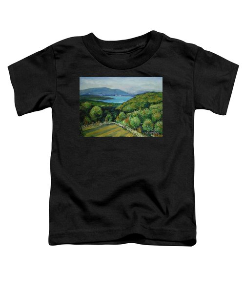 Seascape From Kavran Toddler T-Shirt