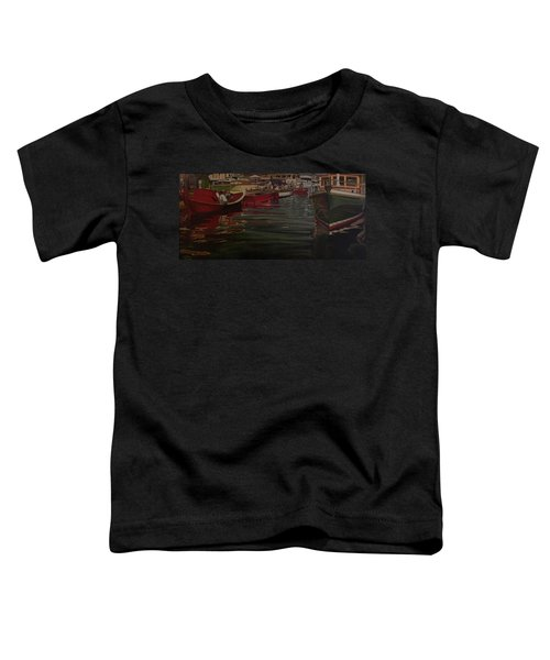 Seattle Boat Show Toddler T-Shirt