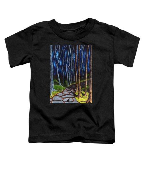 Seeking A Shadow  Toddler T-Shirt