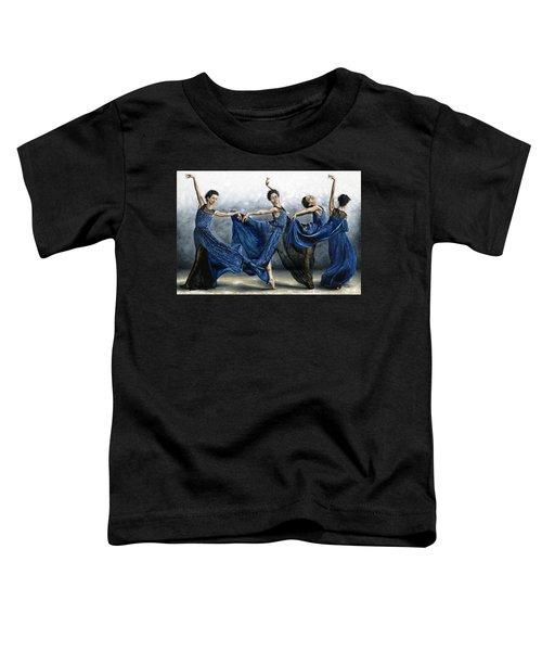 Sequential Dancer Toddler T-Shirt