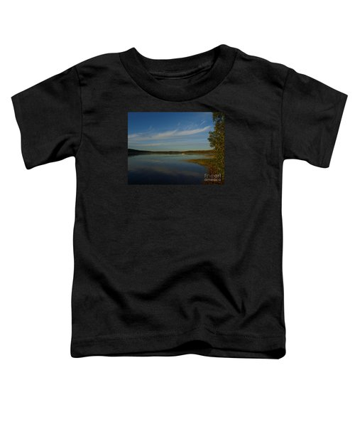 Serene Dive Toddler T-Shirt