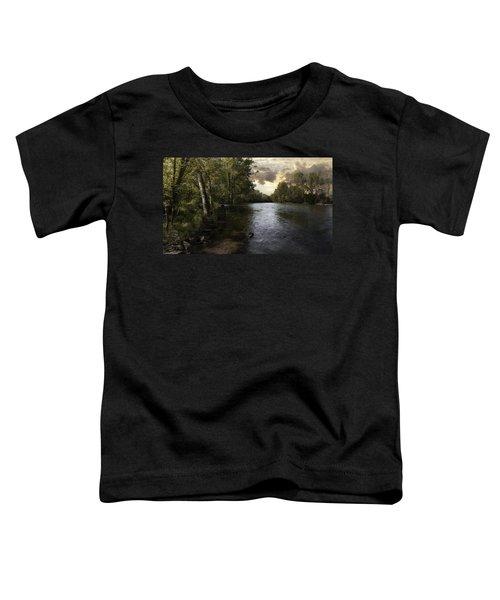 Serenity Toddler T-Shirt by Lynn Geoffroy